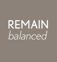 09 Remain Balanced